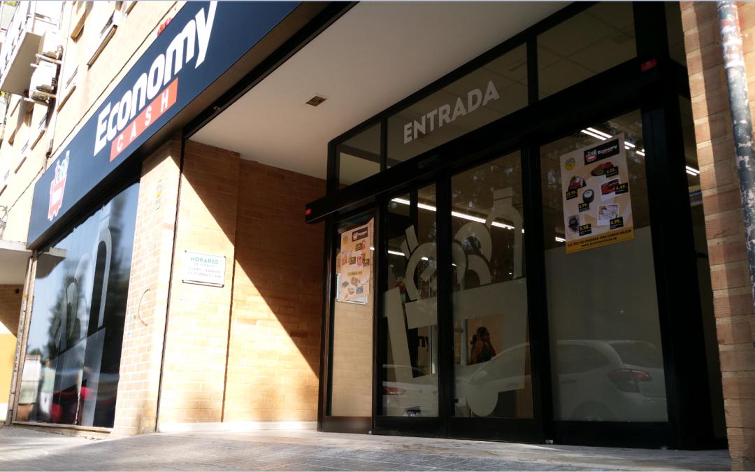 Economy Cash continúa su expansión con la apertura de su segundo supermercado en la ciudad de Valencia