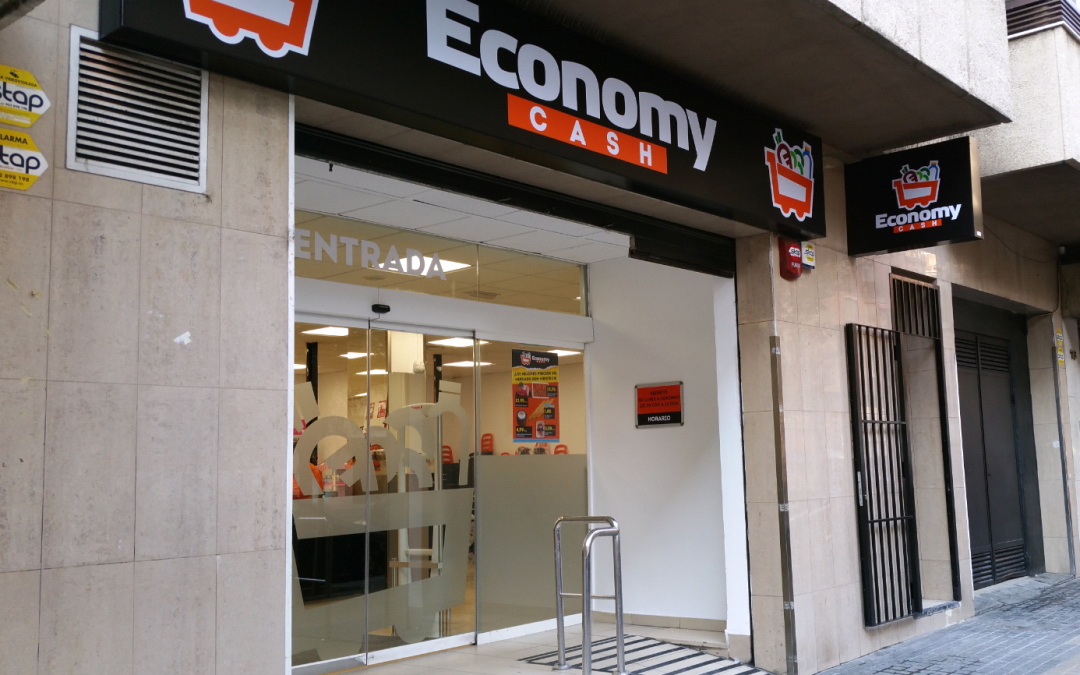 Economy Cash inaugura su tercer supermercado en Valencia