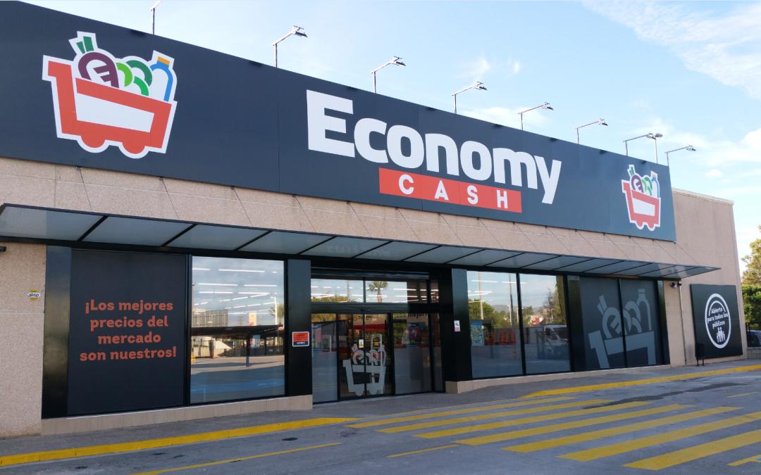 Economy Cash inaugura un nuevo supermercado en Carlet