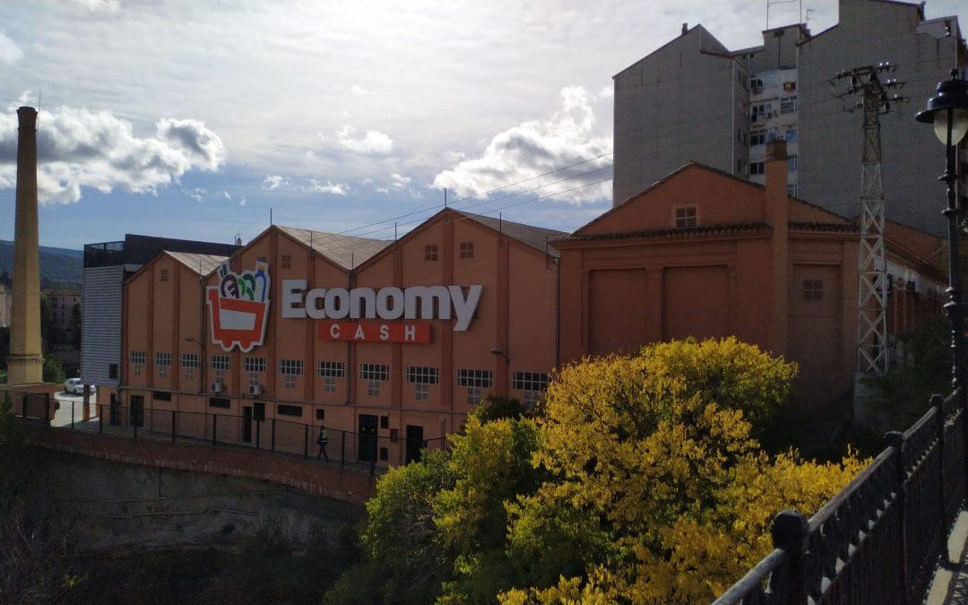 Economy Cash inaugura un nuevo supermercado en La Alameda Camilo Sesto de Alcoy