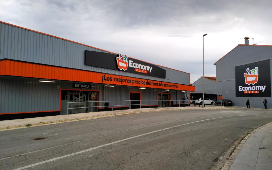 Economy Cash cierra 2019 con la apertura de un nuevo supermercado en l'Alcúdia de Crespins