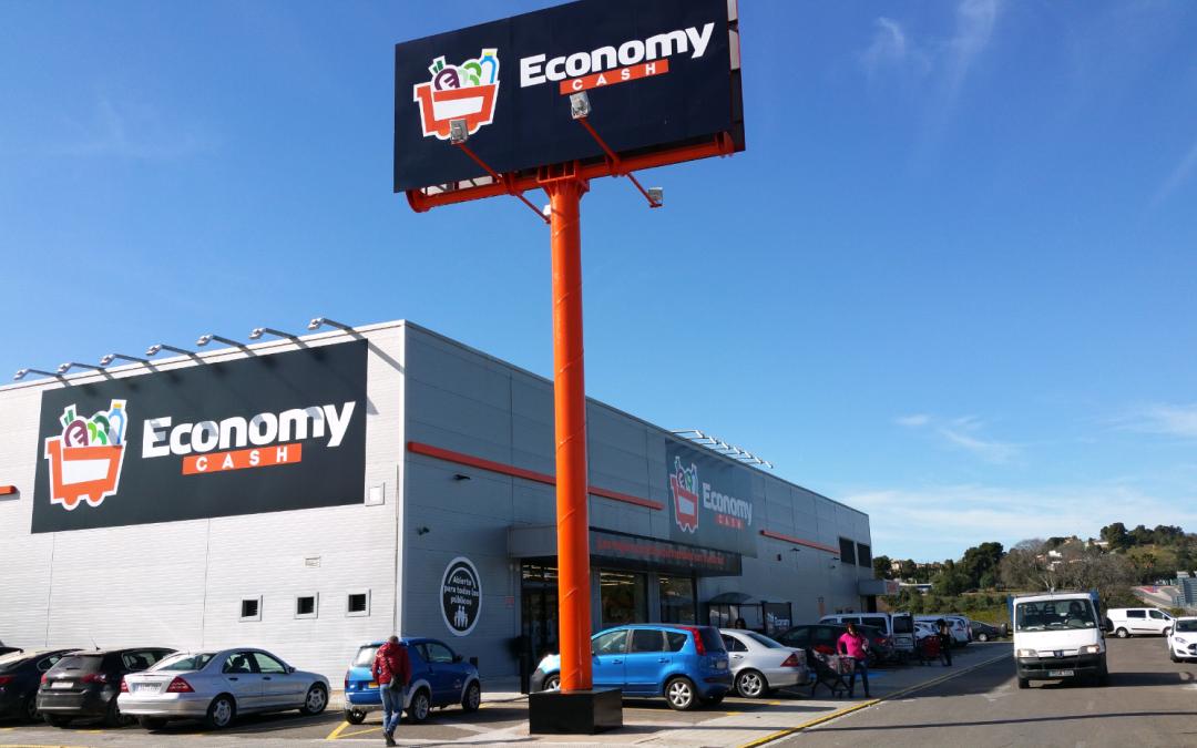 Economy Cash inaugura en Catadau su primer supermercado de 2020