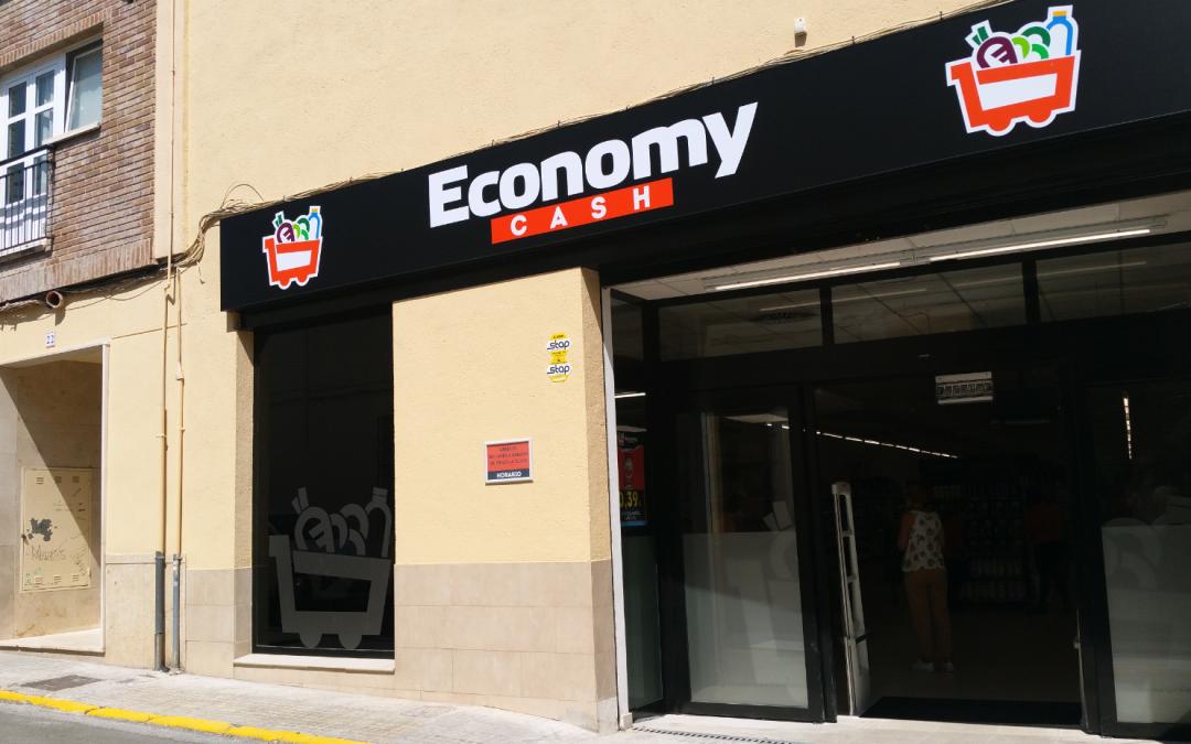 Economy Cash abre un nuevo supermercado en Alberic